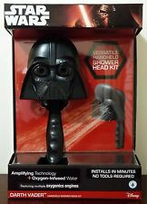 Star Wars Force Awakens Darth Vader Handheld Shower Head Kit 3 Spray Settings