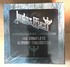 JUDAS PRIEST - The Complete Albums Collection Limited Edition 19 CD NEW BOX SET