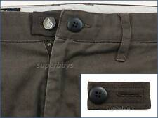 Dark Brown Pants & Button Shorts Skirt Jeans Trouser Waist Line Extender Widen