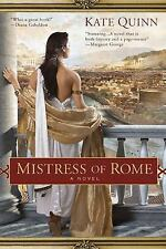 Mistress of Rome, Quinn, Kate, Good Condition, Book