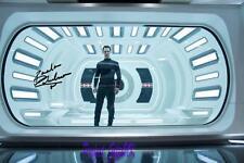 Benedict Cumberbatch Khan Star Trek Into Darkness Signed 10X8 RePro Photo Print