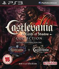 Castlevania: Lords of Shadow Collection (Sony PlayStation 3, 2013) PS3