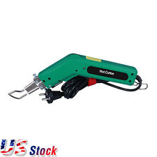 USA - 110V Handheld Hot Heating Knife Cutter Tool, Fabric Rope Hot Knife Cutter