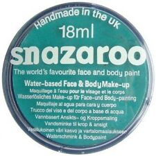 Face Paint - Body Paint - Snazaroo - Water Based - Aplication Sponge - Puffs