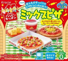 Kracie MIX PIZZA DIY Candy Kit Happy Kitchen Japanese Candy Making popin cookin