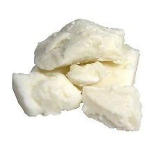 Half Pound White Pure Organic Unrefined Raw Authentic Shea Butter 8 oz 1/2 lb.