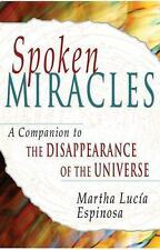 """Spoken Miracles: A Companion to """"The Disappearance of the Universe""""-ExLibrary"""