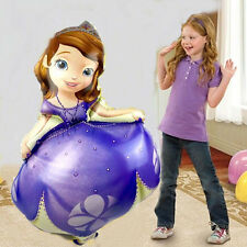 "Giant 40"" Sofia Princess Helium Foil Balloons Event Birthday Party Decorations"