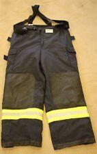 Pantaloni pompiere SSK Lion Gr 52 Sovrapantaloni GORE-TEX Pantaloni impermeabili