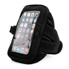 VanGoddy Zippered Armband Pouch For iPhone 7 / 6 Plus / Samsung Galaxy Note 7 S6