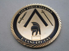 IRAQ AFGHANISTAN TASK FORCE SPARTAN E TANI EPI TAS CHALLENGE COIN