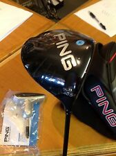 PING G25 460cc Ti DRIVER,10.5 DEGREE [ADJUSTABLE] REG. FLEX, BRAND NEW, BARGAIN