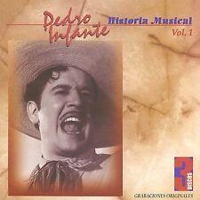Historia Musical, Vol. 1 [2002 WEA] by Pedro Infante ( 3 CD BOX 2002 3 Discs,...