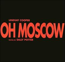 Oh Moscow by Lindsay Cooper (Bassoon/Oboe) (CD, Nov-1995, Victo)
