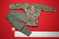 DRAGON 1/6TH SCALE WW2 GERMAN SPRING SMOCK AND TROUSERS