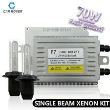 Quick Start 12V 70W HID Xenon Kit for H1 H3 H7 H11 9005 9006 43K 5K 6K 8K 10K