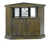 Porta tv arte povera mobile televisore classico soggiorno portatv ad angolo