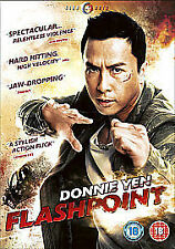NEW 2 Disc DVD FLASH POINT Donnie Yen Louis Koo HK Hong Kong DOUBLE DISC EDITION