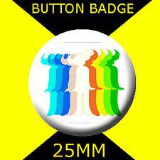JO JAMIROQUAI - LOGO IMAGE- BUTTON BADGE 25MM D PIN BACK - GREAT GIFT FOR FAN #C