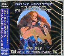 JANIS JOPLIN-LIVE AT THE CAROUSEL BALLROOM 68-JAPAN Blu-spec CD2 Bonus Track D73