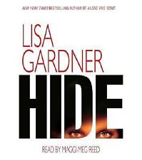 D. D. Warren: Hide Bk. 2 by Lisa Gardner (2007, CD, Abridged)