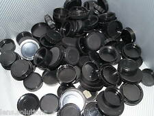 Job lot over 100 front rear lens caps and converter caps used screw push bayonet