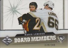 2012-13 Limited Board Members #38 Mario Lemieux /199