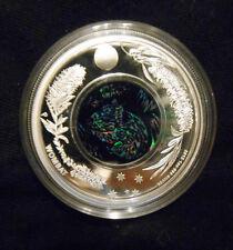 2012 AUSTRALIAN OPAL WOMBAT Silver Proof Coin New
