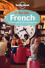 Lonely Planet Fast Talk French (Phrasebook), Lonely Planet, New Book