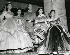 VIVIEN LEIGH GONE WITH THE WIND CANDID SET 5 MOVIE PHOTO LOT COLLECTION 17D