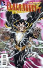 Justice League of America (2013) #7.4 VF/NM-NM Black Adam 3D Lenticular Cover