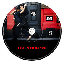 Learn To Do Ball Room Dancing DVD Foxtrot Salsa Tango Latin Simple Lessons