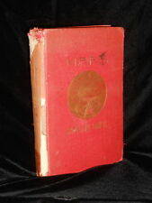 Mars By Percival Lowell Observatory Flagstaff AZ Martian Life Canals Maps 1896