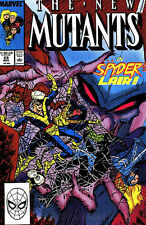 New Mutants Vol. 1 (1983-1991) #69