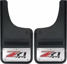 Chevy/GMC Z71 Logo FRONT or REAR 12x23 Gatorback Premium Truck Mud Flaps