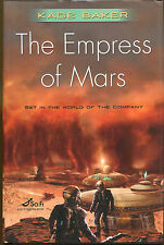 The Empress of Mars by Kage Baker-First Edition/DJ-2009