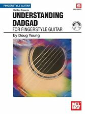Understanding DADGAD For Fingerstyle Guitar Learn Play Music Book Online Audio