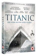 TITANIC - 100TH ANNIVERSARY EDITION 2-DISC DVD SET - BRAND NEW