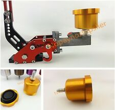 Hydraulic Drift Rally Race Oil Can Tank for E-brake Hand Brake Fluid Reservoir