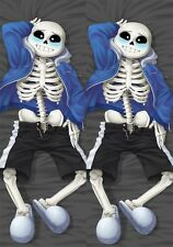 Game Undertale Sans Skeleton Boy Dakimakura Case Hugging Body Pillow Cover