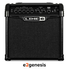 Line 6 Spider Classic 15-watt Guitar Amplifier **BRAND NEW** Built-in Tuner