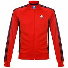 NEW MEN'S ADIDAS ORIGINALS SUPERSTAR SUMMER TRACK JACKET ~SIZE 2XL   #S19177