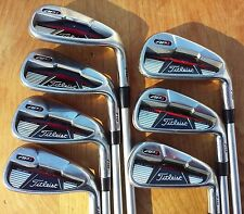 Titleist AP1 710 Iron Set 5-PW & GW, KBS TOUR C-TAPER 125 S+ Satin Steel Shafts!