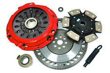 KUPP STAGE 3 CLUTCH KIT+PROLITE FLYWHEEL fits 04-14 SUBARU WRX STi EJ257 6 SPEED