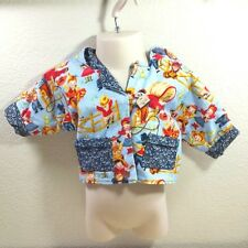 Handmade Unisex Infant Baby Boy Girl Hooded Fleece Jacket Long Sleeves Lil' Jake