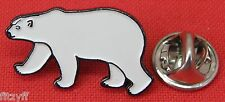 Polar Bear Lapel Hat Cap Tie Pin Badge Brooch Animal Lovers Gift Souvenir