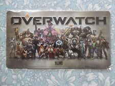 New - Blizzard - Overwatch Tin Plaque - Limited Edition