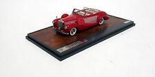 Matrix 1/43 51705-261 Freestone & Webb 4-door Rolls Royce Convertible Red 1954