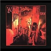 W.A.S.P. - Live...In the Raw (2003)  CD  NEW  SPEEDYPOST