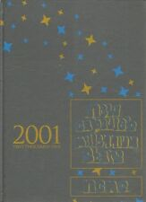 Middle School Yearbook National City California National City Middle School 2001